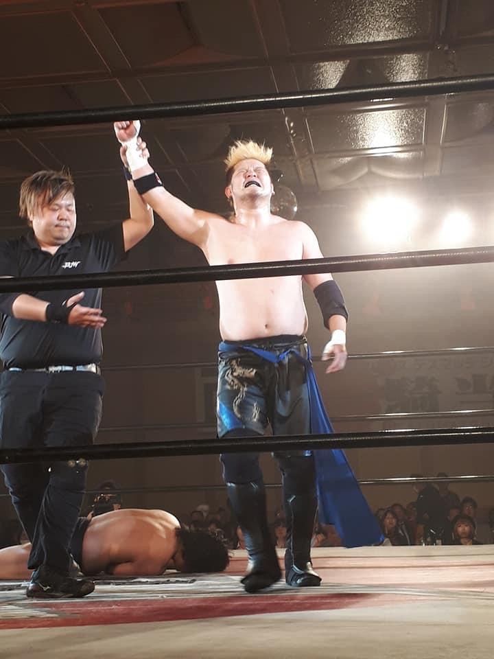 """BJW: """"Beer Garden Match"""" Buscando retadores al título Strong 4"""