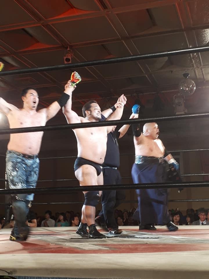 """BJW: """"Beer Garden Match"""" Buscando retadores al título Strong 6"""