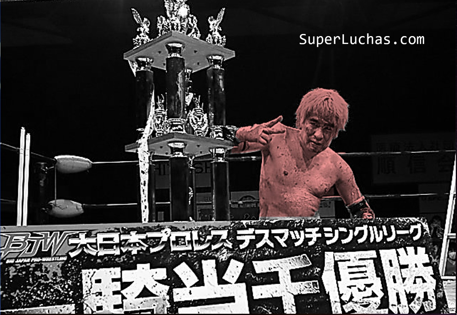 """BJW: """"Ikkitousen 2019"""" Gran cierre de torneo, Isami Kodaka, el mejor 1"""