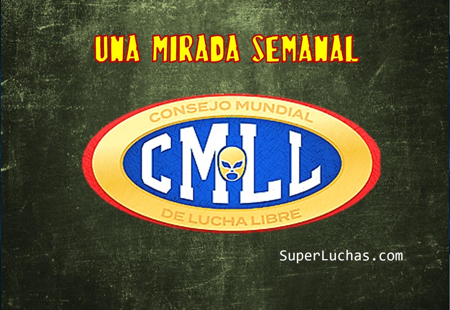 Una mirada semanal al CMLL (del 1 al 7 de agosto de 2019) 1