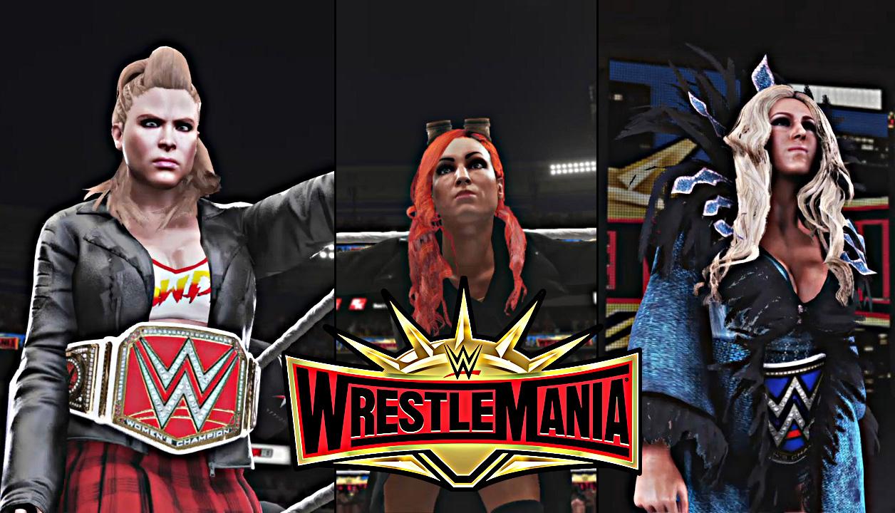 Súper Simulaciones: ¡Así sería WrestleMania 35! 8