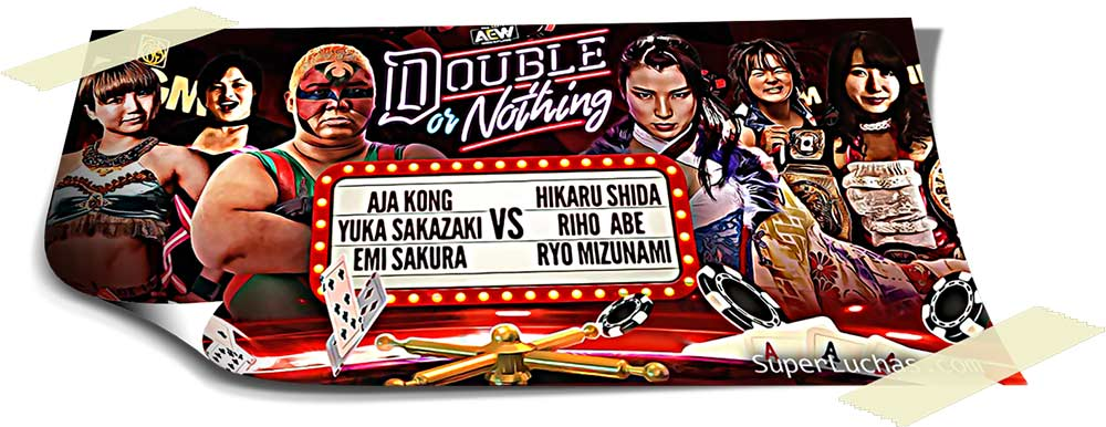 Resultados AEW Double or Nothing (25-05-19) —  El inicio de una era 66