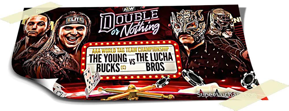 Resultados AEW Double or Nothing (25-05-19) —  El inicio de una era 103