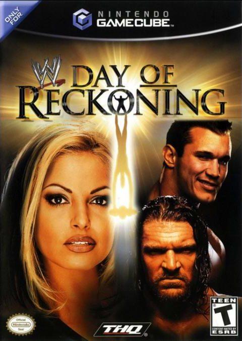 WWE Day of Reckoning (2004)