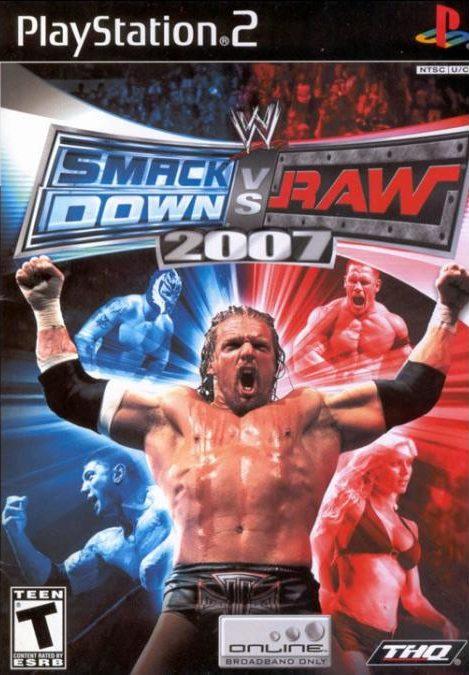 WWE SmackDown vs. Raw (2007)