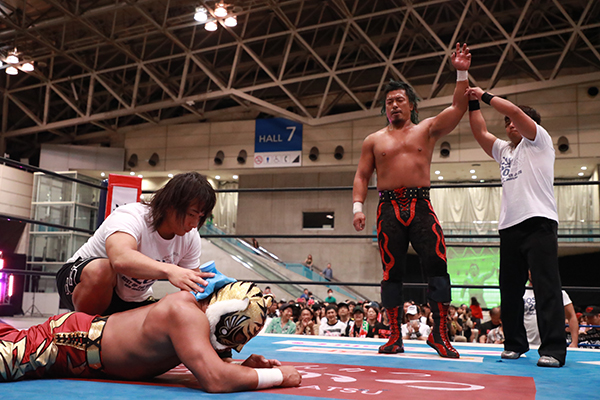 "NJPW: ""Best of the Super Jr. 26"" Día 10 Empate en la cima, Grupo B 51"