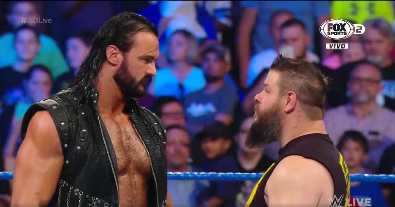 WWE SMACKDOWN LIVE (30 de julio 2019)   Resultados en vivo   Kofi vs. Styles 1