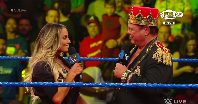 WWE SMACKDOWN LIVE (30 de julio 2019)   Resultados en vivo   Kofi vs. Styles 8