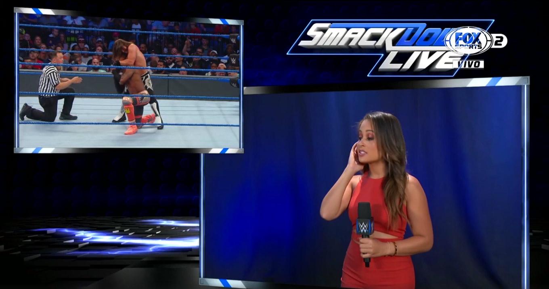 WWE SMACKDOWN LIVE (30 de julio 2019)   Resultados en vivo   Kofi vs. Styles 12