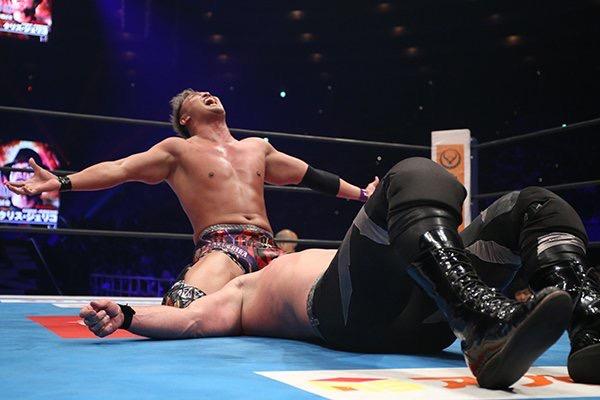 "NJPW: Resultados ""Dominion 6.9"" Rainmaker supera a Painmaker 13"