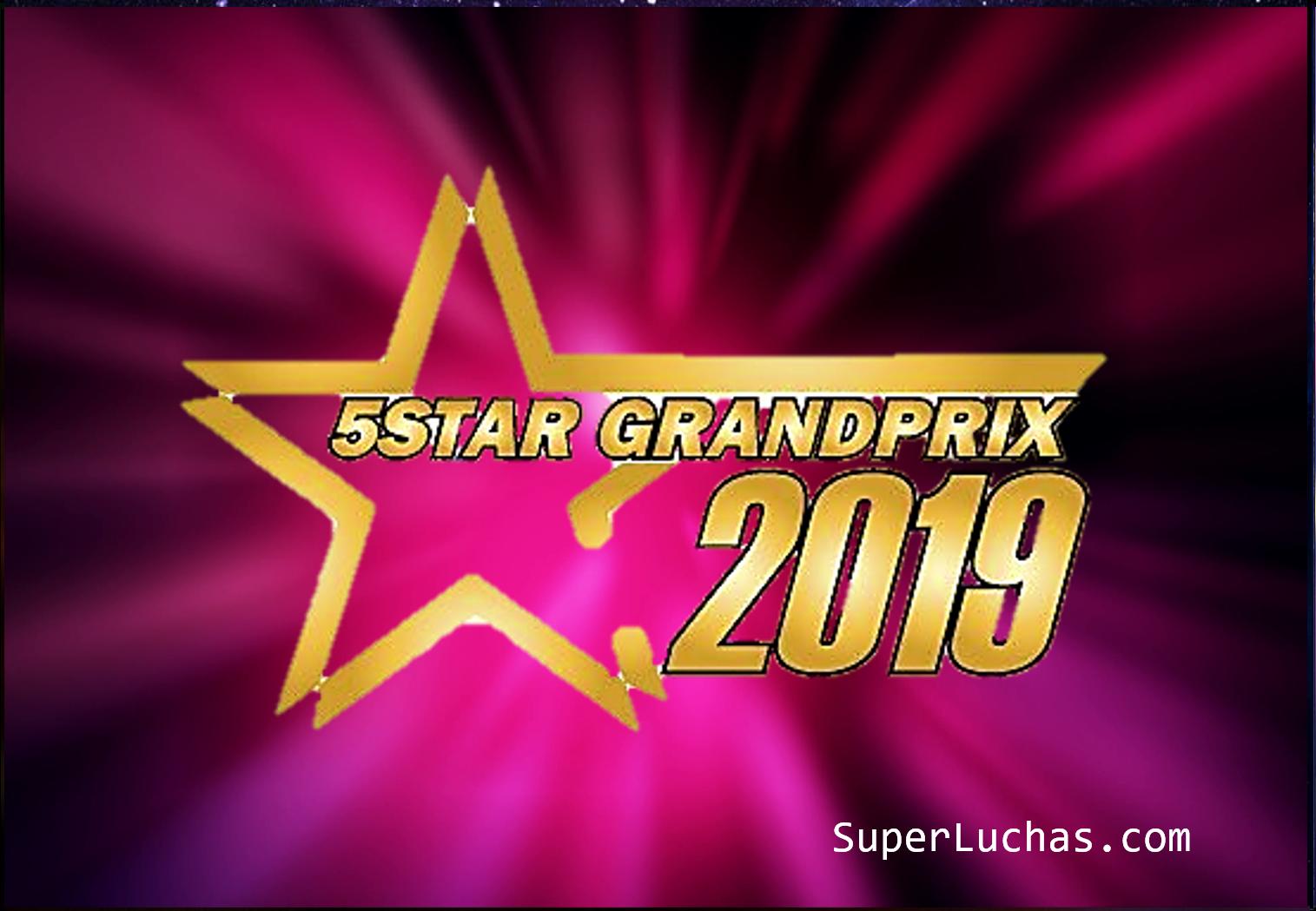 "Stardom: Se anuncia el torneo ""5 ★ Star Grand Prix 2019"" 29"