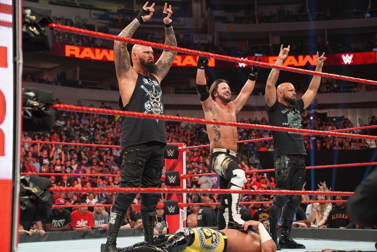 AJ Styles culpa a Paul Heyman