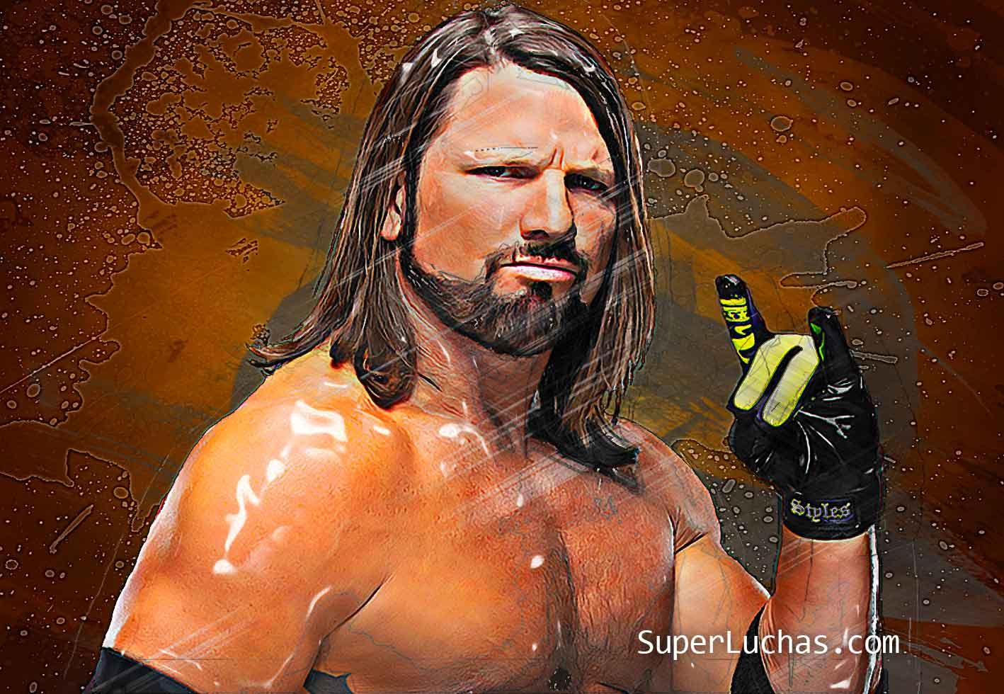 AJ Styles vs Kenny Omega