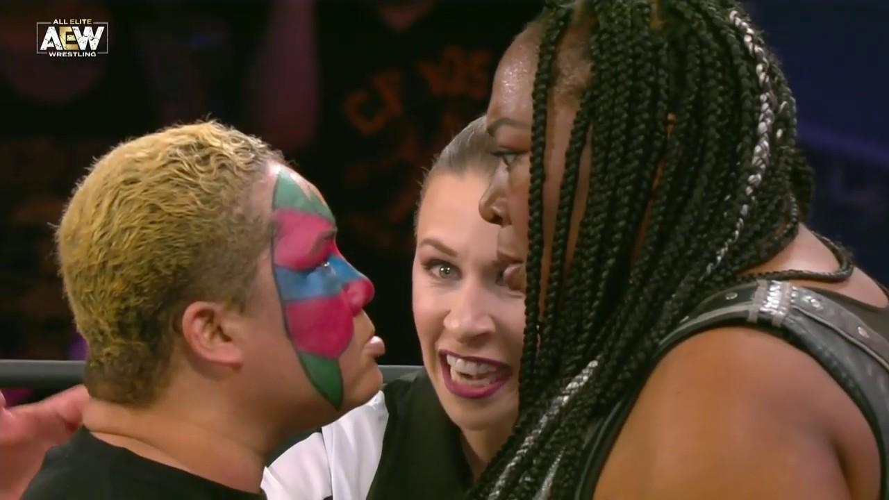 WWE AEW