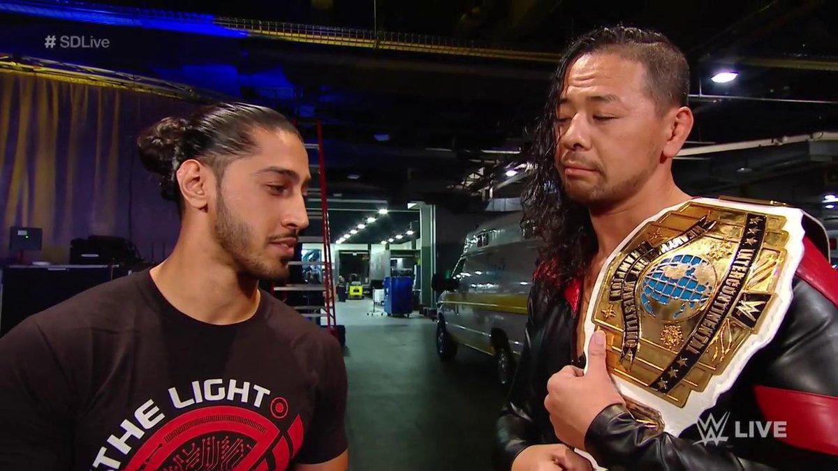 WWE SMACKDOWN LIVE (16-07-19) | Resultados en vivo | La reunión de Shane 25