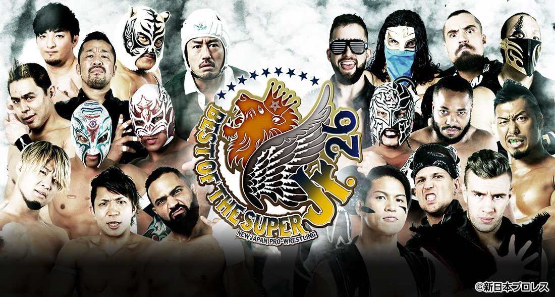 "Cartel ""Best of the Super Jr. 26"" Gran Final - El debut de Moxley 21"
