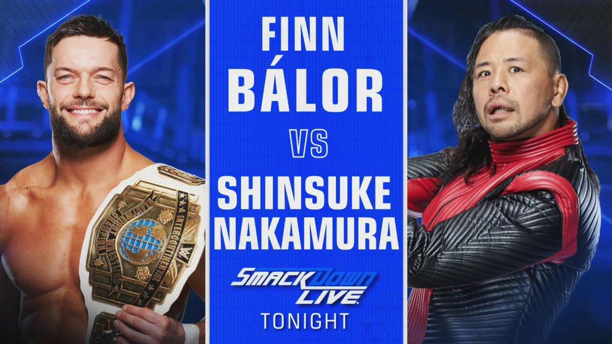Resultados SmackDown Live (09-07-19) — Bálor vs. Nakamura 5