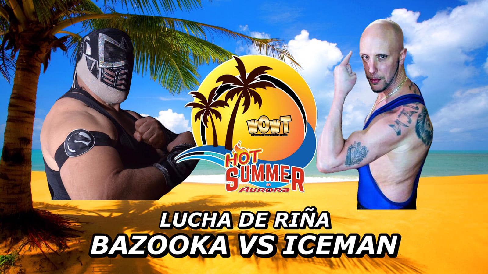 "WoWT ""Hot Summer in Aurora 2019"" - Super Crazy vs Bandolero 4"