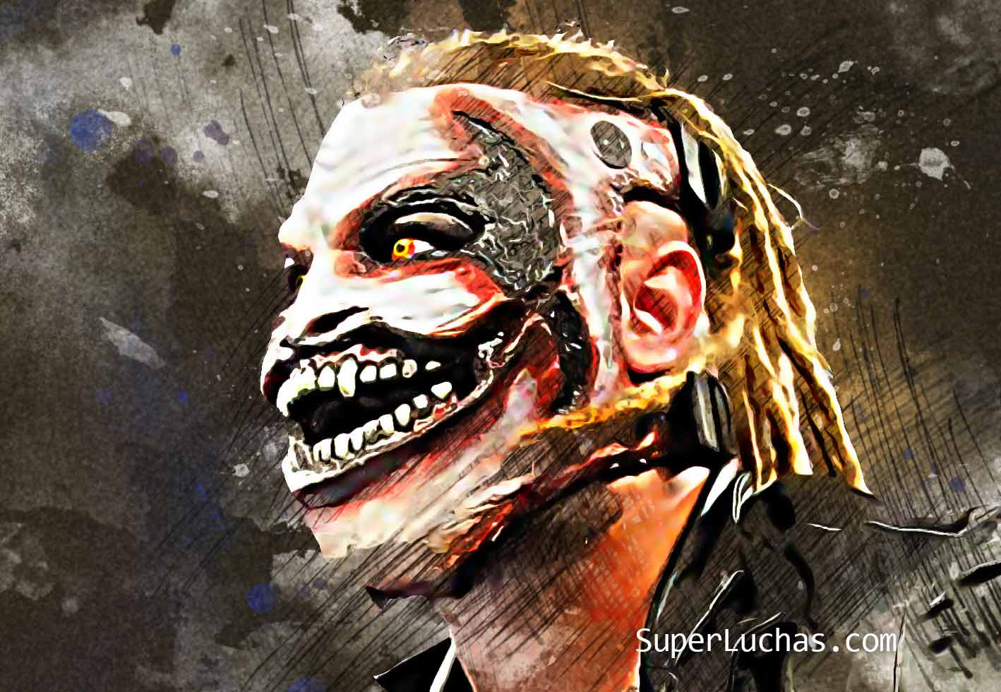 John Cena en WrestleMania 36