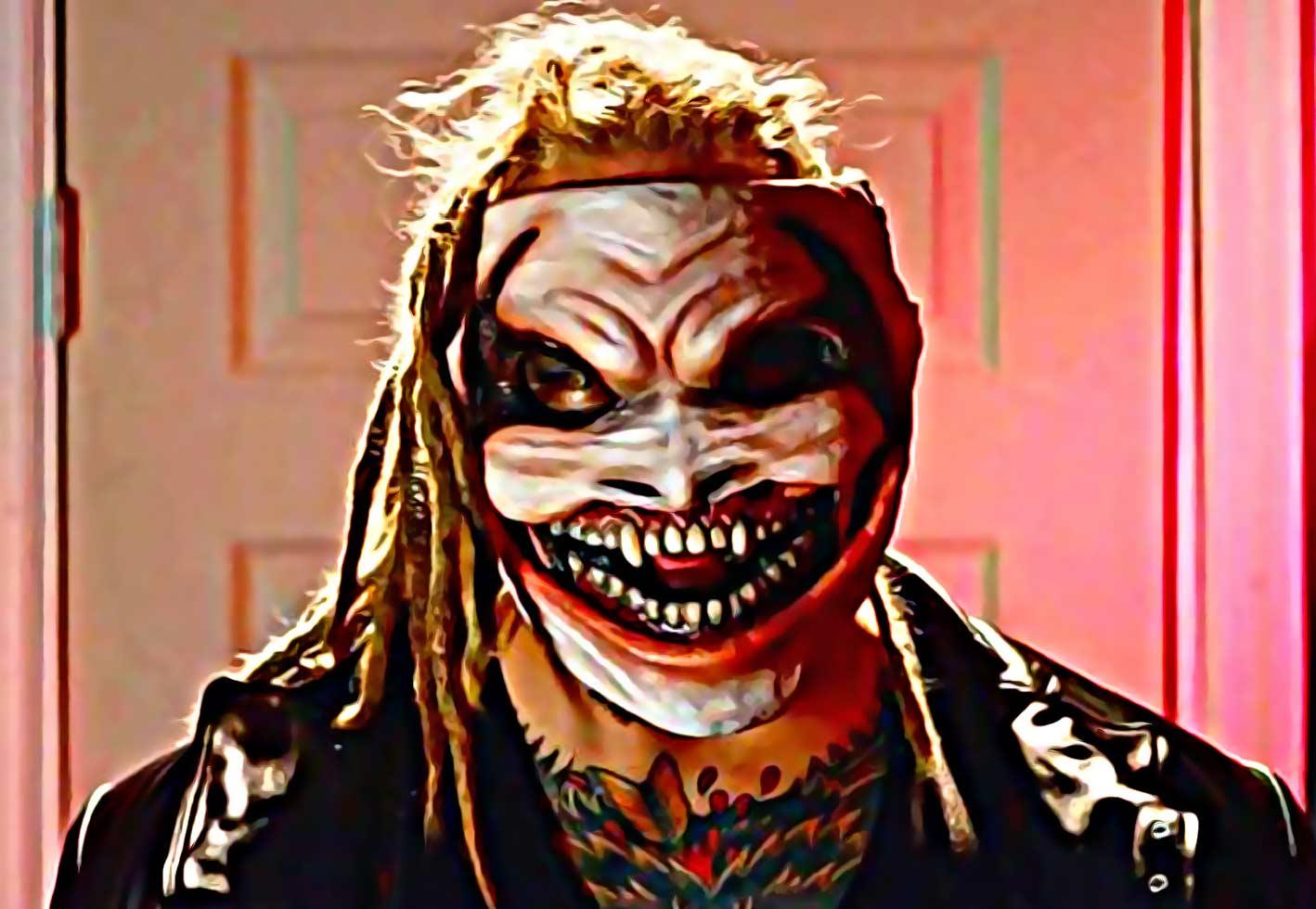 Bray Wyatt mascara