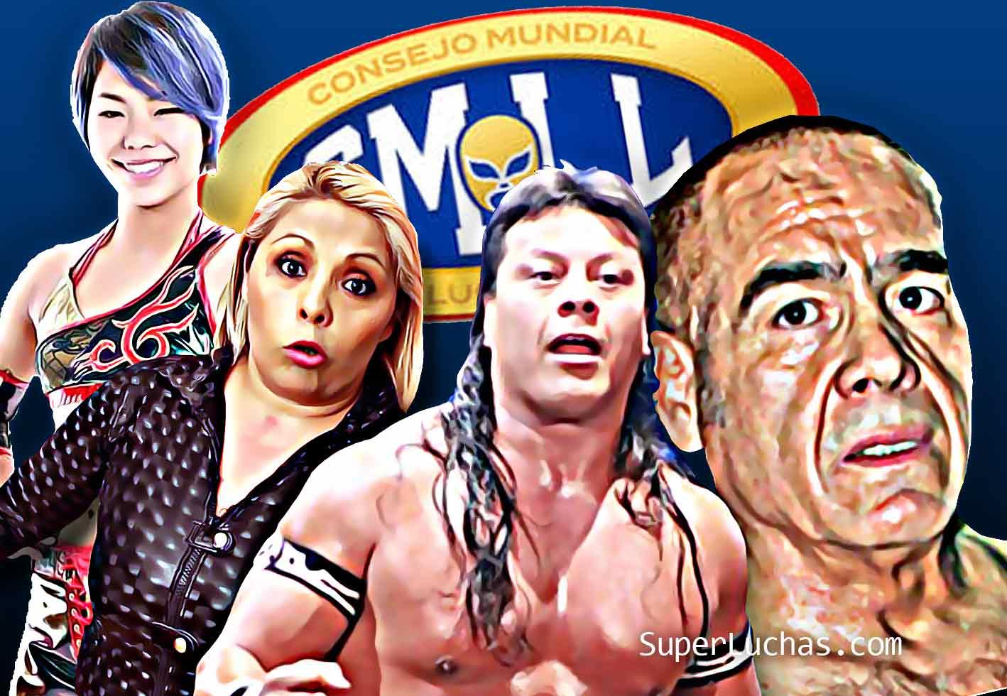 CMLL: Se oficializan dos luchas de apuestas para el Juicio Final 2019 70