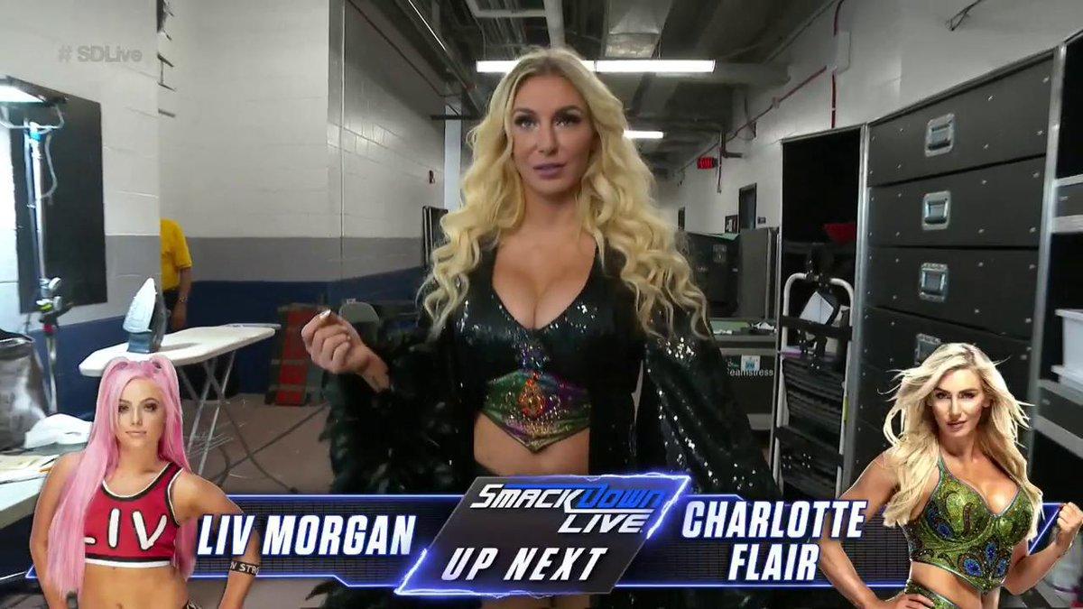 WWE SMACKDOWN LIVE (16-07-19) | Resultados en vivo | La reunión de Shane 14