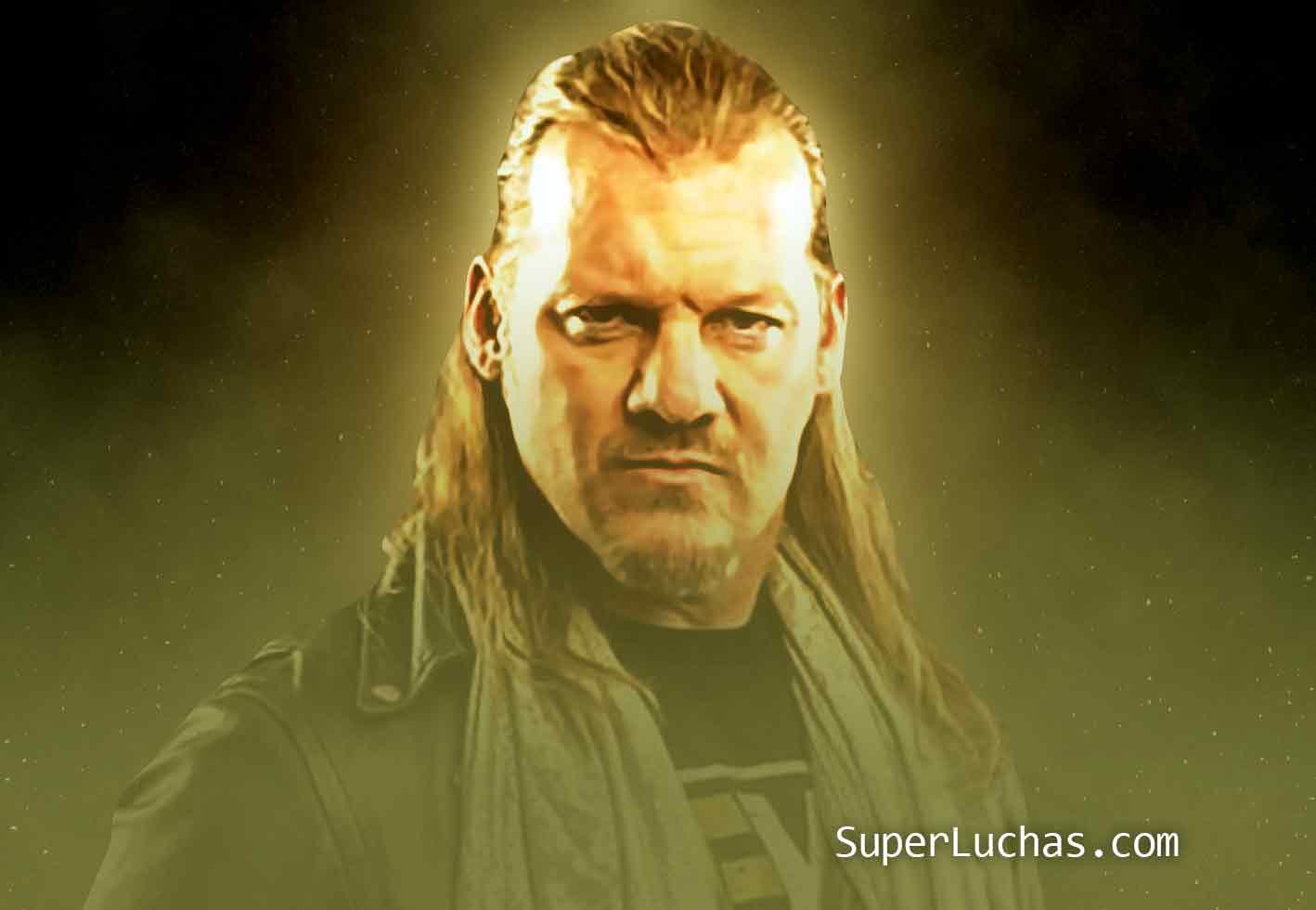 """Chris Jericho: """"¿Quién conoce a los de NXT?"""" 1"""