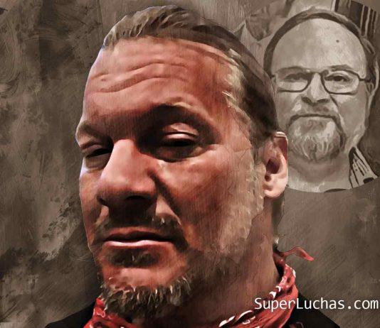 Chris Jericho Paco Alonso