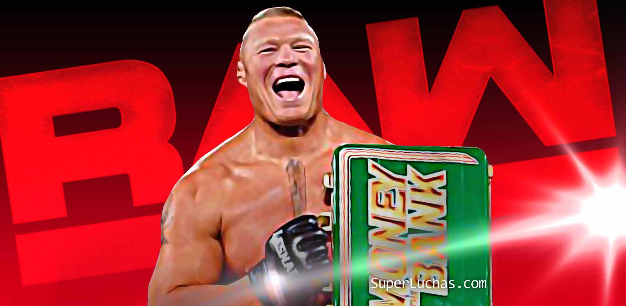 Resultados Monday Night Raw (20-05-19) — Mr. Money in the Beast 1