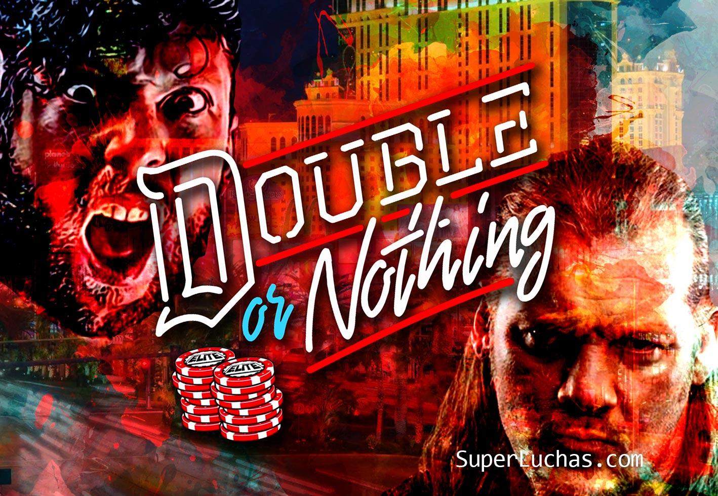 Resultados AEW Double or Nothing (25-05-19) — El inicio de una era 1