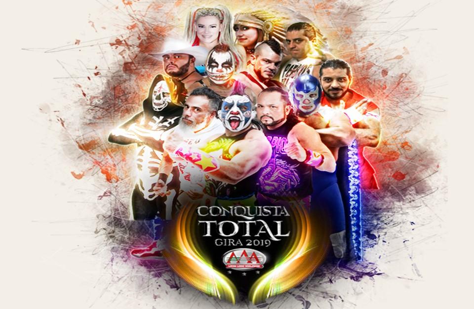 """AAA: Monterrey es la siguiente escala de """"Conquista Total"""" 1"""