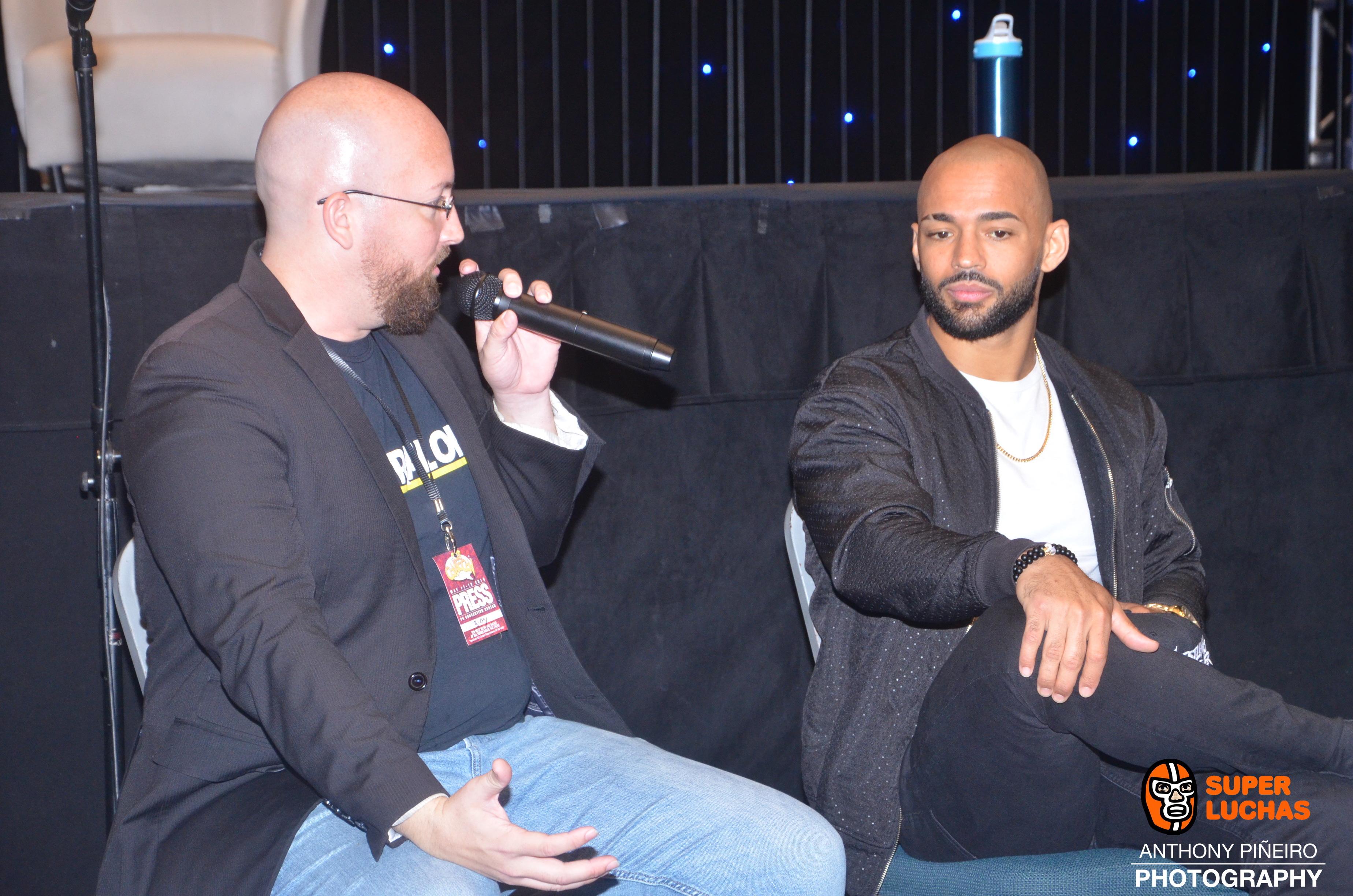 Ricochet en el Puerto Rico Comic Con 2019 2
