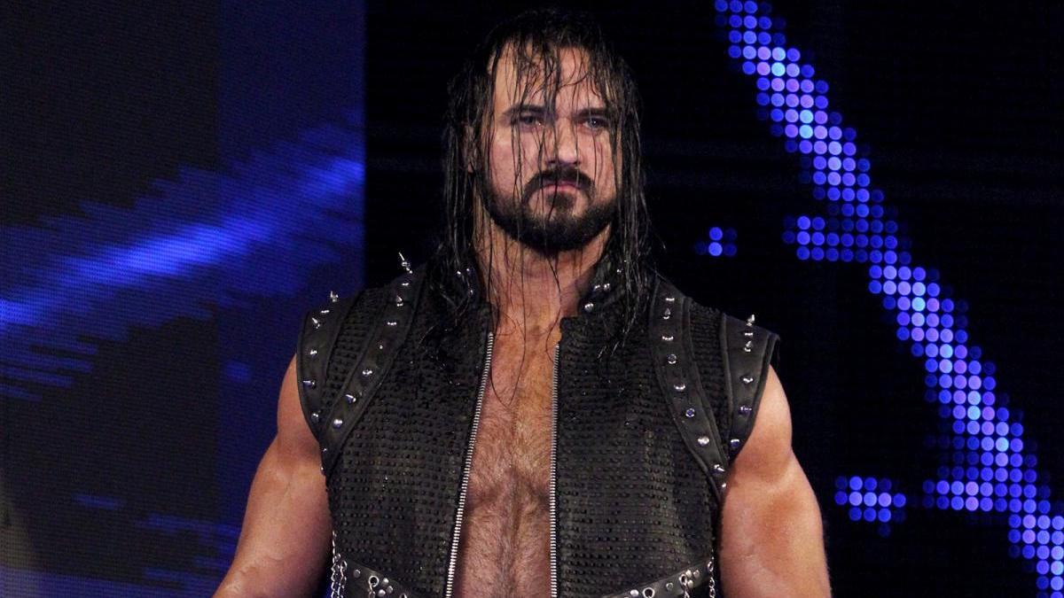 lesiones WWE