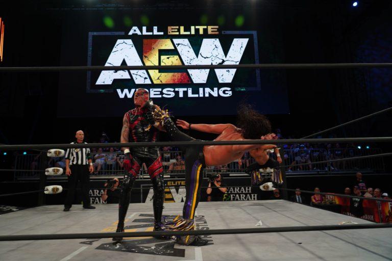 Khan AEW WCW