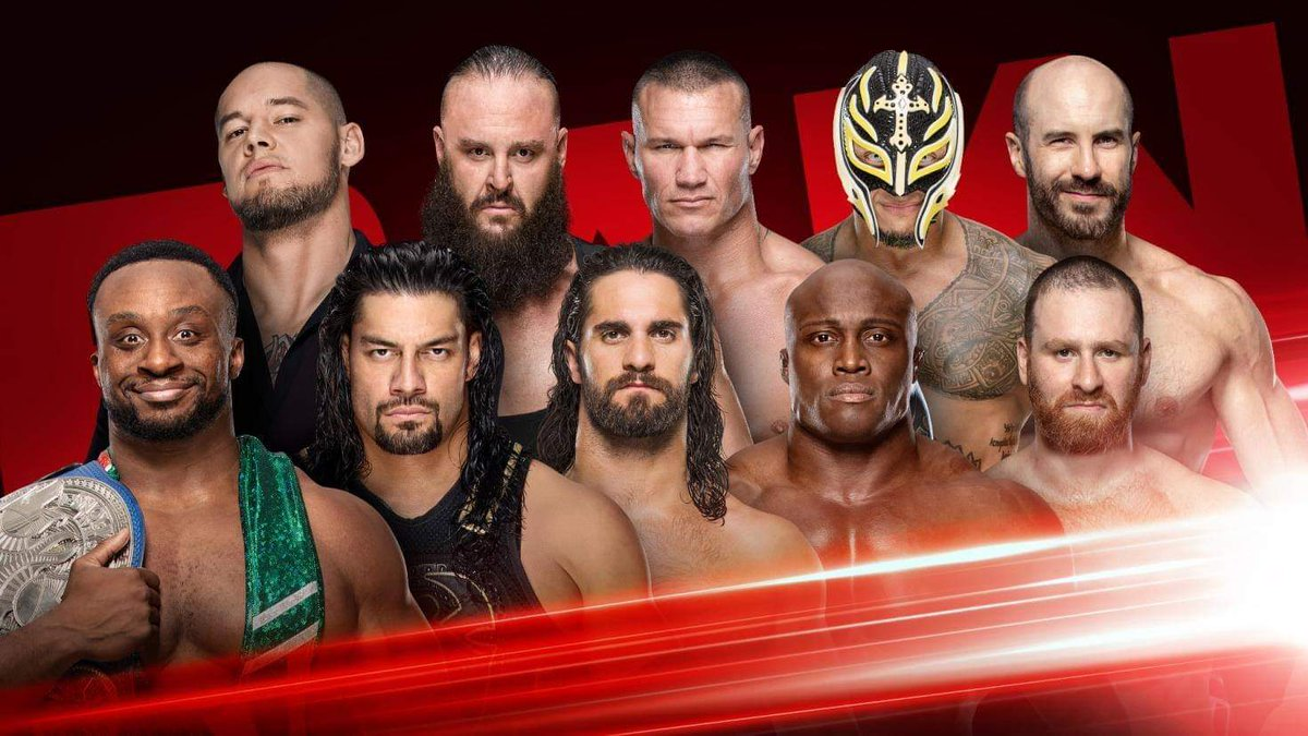 WWE RAW (15-07-19) | Resultados en vivo | A la caza de la Bestia 62