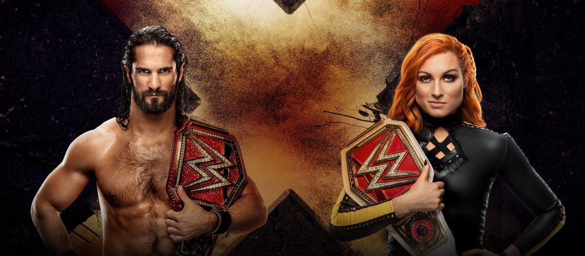 Extreme Rules puede ser el tapado del año en WWE 1