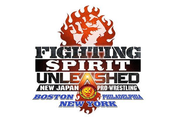 "NJPW: Se anuncia la gira ""Fighting Spirit Unleashed"" 1"
