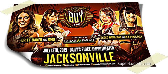 Resultados AEW FIGHT FOR THE FALLEN (13-07-19) | Young Bucks vs. Cody y Dustin 6