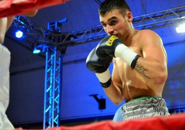 Hugo Alfredo Santillán, boxeador argentino