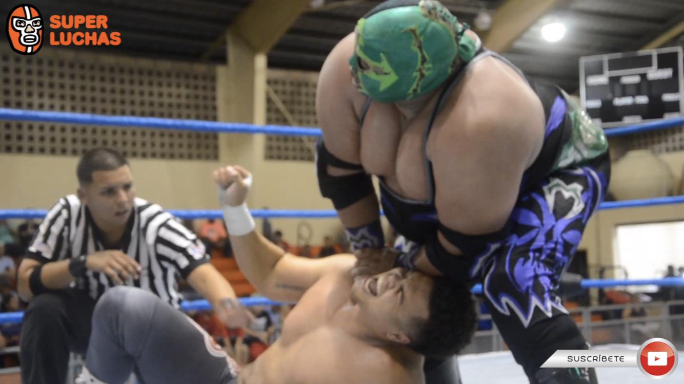 HIGHLIGHTS: Epico vs Mighty Ursus en Honor vs Traición de WWC 8