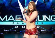 Io Shirai / WWE.com