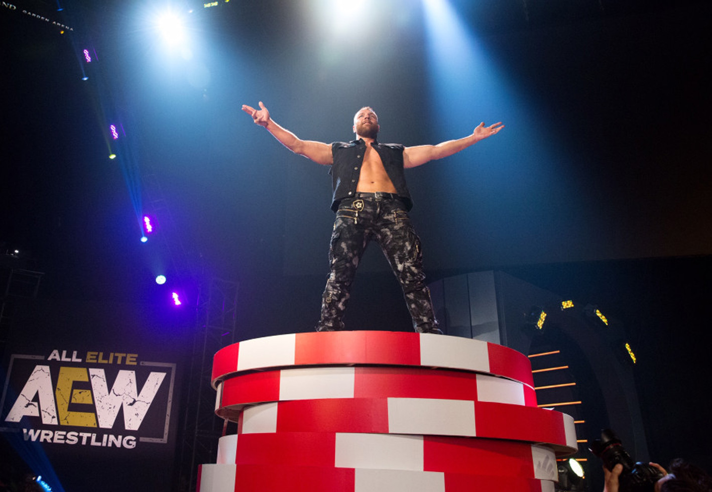"""Killer Kross """"pasa"""" de Impact Wrestling: Va a por Jon Moxley"""