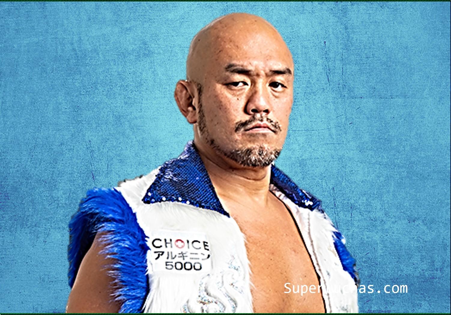 Jun Akiyama deja la presidencia de AJPW 10