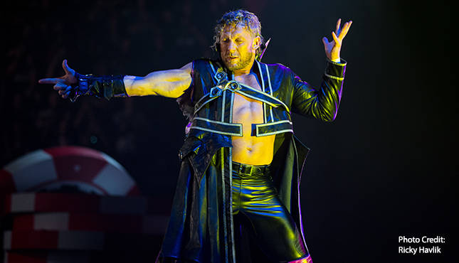 contratos WWE AEW