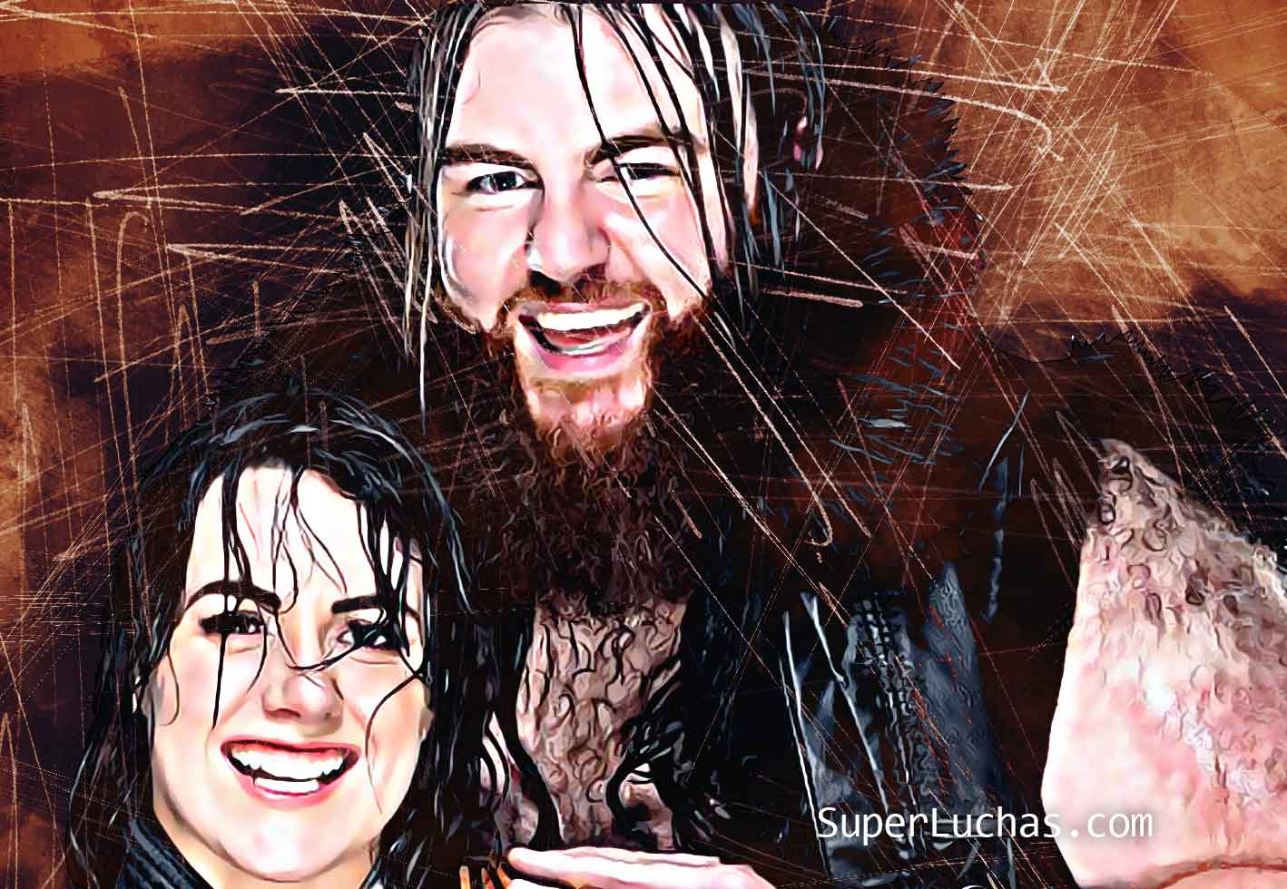 Killian Dain Nikki Cross