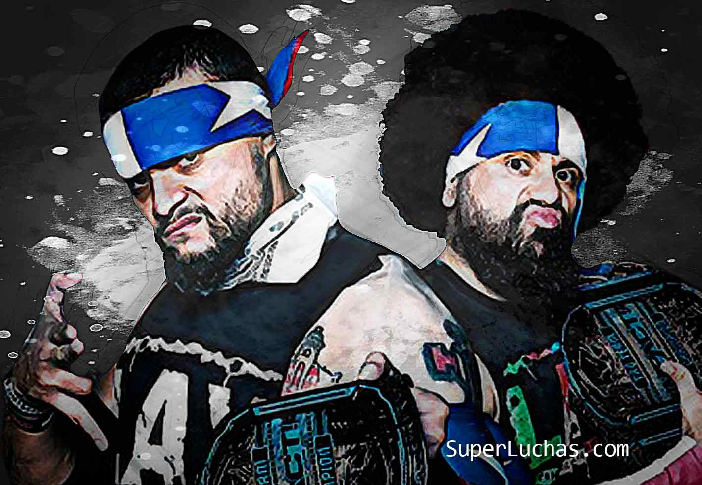 LAX / SuperLuchas.com
