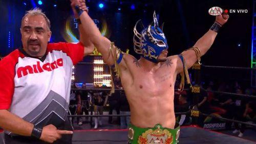 AAA: Laredo Kid a Exatlón México 2
