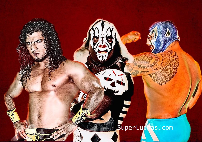 Lucha Boom: Duelo de Colosos en la Arena López Mateos 1