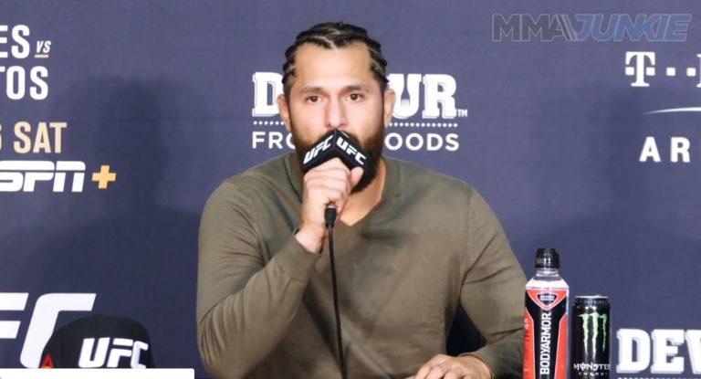 "Jorge Masvidal: ""Los oponentes nunca me faltaron al respeto como UFC"" 1"