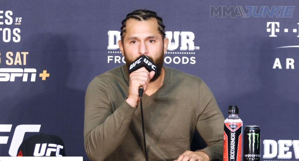 Jorge Masvidal no está contento con las negociaciones actuales de UFC 4